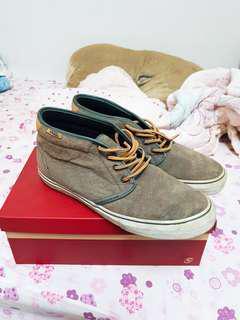 Vans 麂皮鞋 US10.5