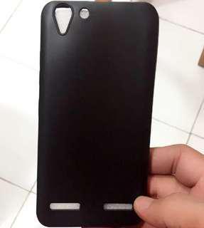 Soft Case Slim Black Matte Lenovo K5 Plus
