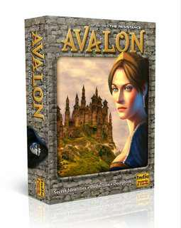 Avalon Boardgame (Mint)