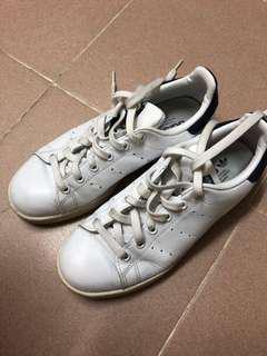 清鞋櫃 Adidas Stan Smith 深藍