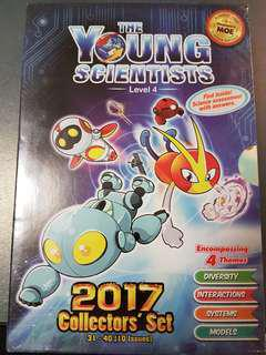 The Young Scientist Level 4 2017 collection set