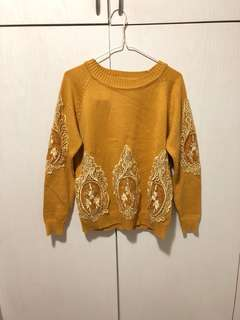 size M Sweater 中碼上衣 #gogovan50