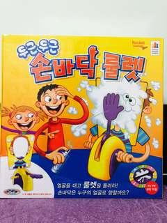 Pie Face Korea version Board Games