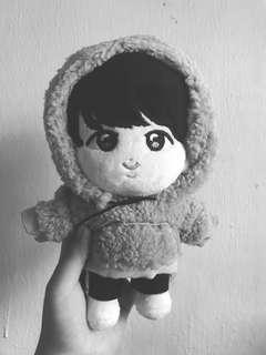 [sold]BTS Puppyjin Jin Fansite doll