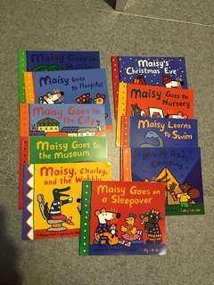 Maisy's story book
