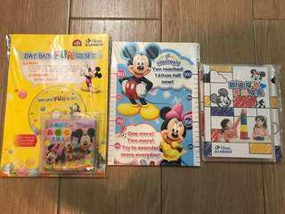 迪士尼美語世界CD
