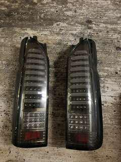 Tail and Mount Break Lights for Hiace