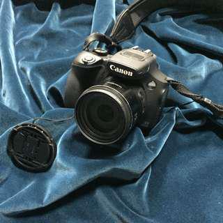 Canon PowerShot SX60 HS 超巨砲 類單眼相機