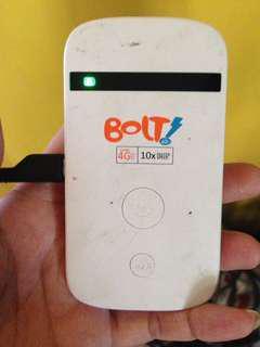 Bolt connection