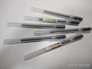 MUJI pens