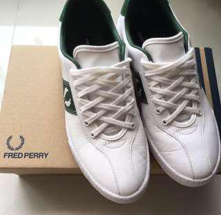 Fred Perry Sneaker - White