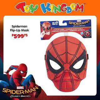 Spiderman Flip Up Mask Costume from Toy Kingdom