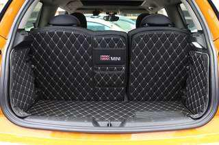 Mini Cooper boots cover/ rear protector