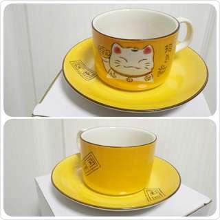 🆕日式茶杯連碟😍
