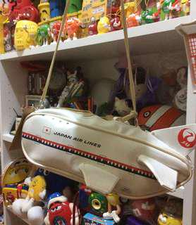 1979年絕版收藏日本航空古著包