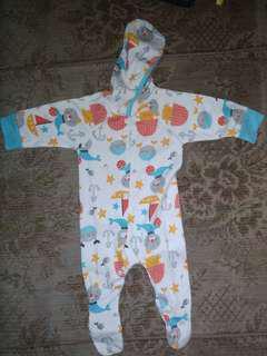 Jumper sleepsuit