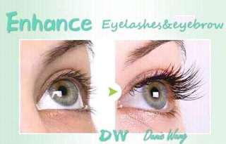 Eyebrow and Eyelash Enhancer