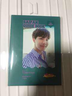 WTT/WTB BTS Summer Package Guide Book