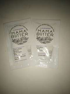 "Natural Sea Butter 5% ""Lavender"" Cleansing Milk"
