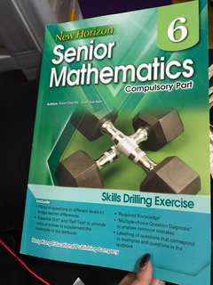 Senior Math 6 skulls drilling Exercise