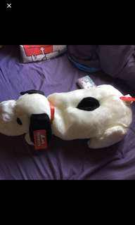 🌟減價Snoopy 史努比紙巾盒套包順豐