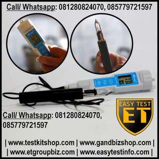 pH Meter Digital untuk Daging atau Buah TERMURAH
