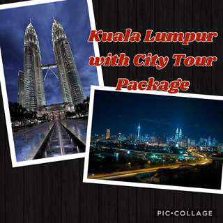 Kuala Lumpur with City Tour Package