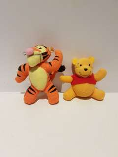 Winnie The Pooh Tigger 扭蛋