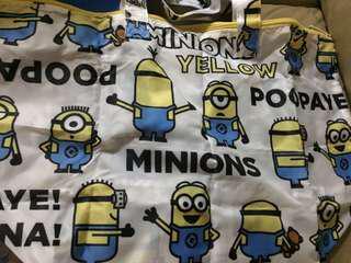 USJ minion 環保袋