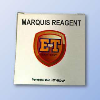 Marquis Reagent - Test Kit untuk Unji Cepat Narkoba atau Narkotika