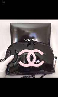 Authentic vip gift Chanel sling bag