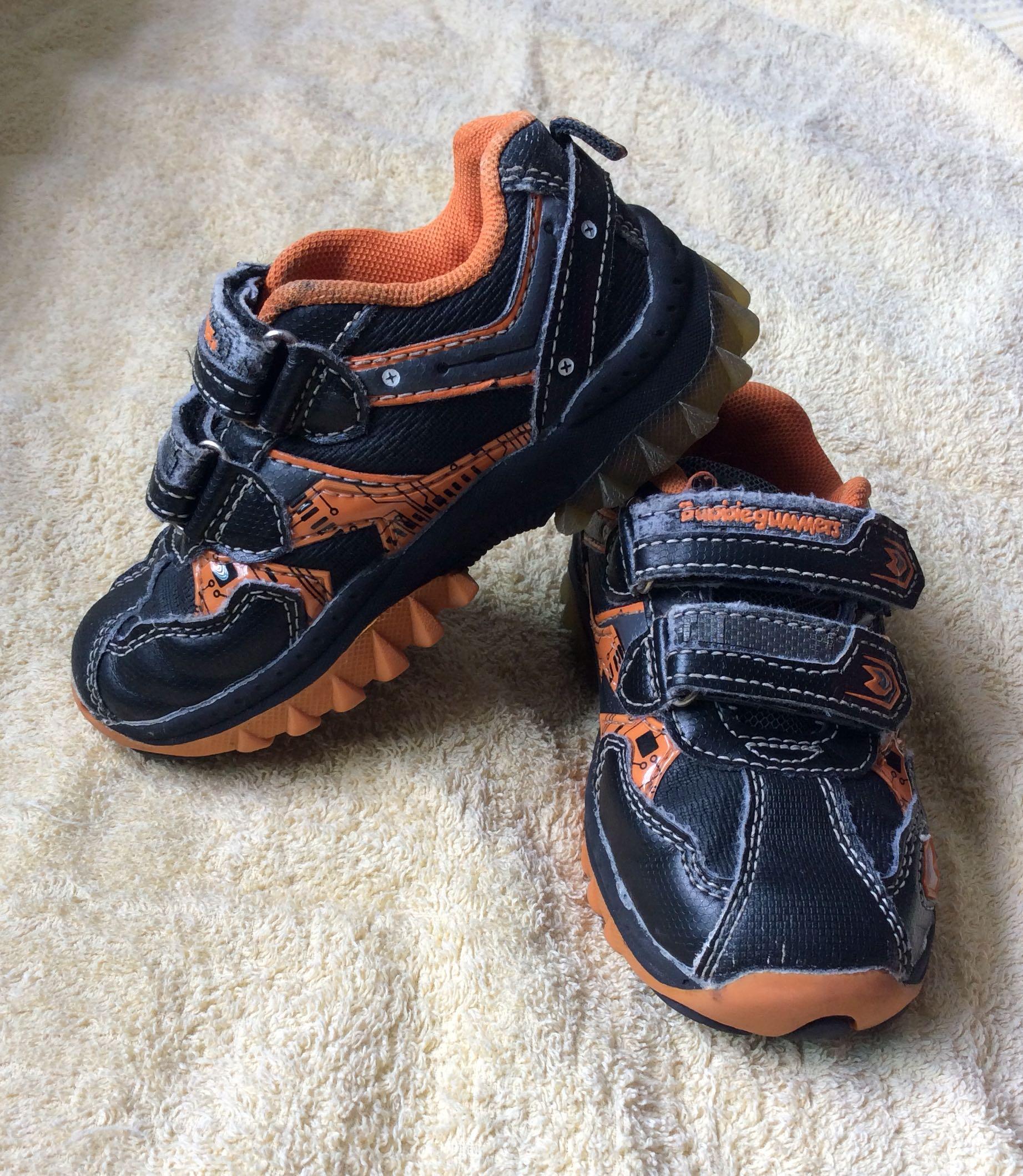 0c0496d85d0c 7 10 Bubble Gummers black   orange baby   toddler   kids boy ...