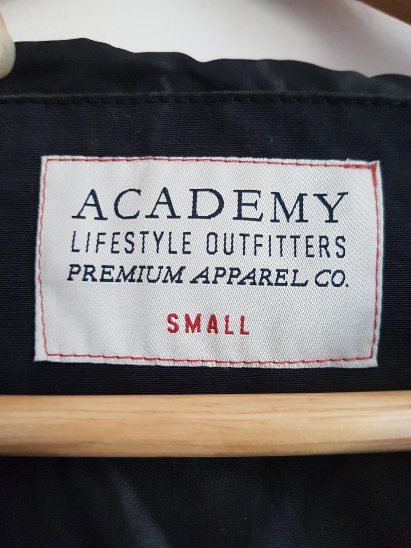 Academy Brand Windbreaker