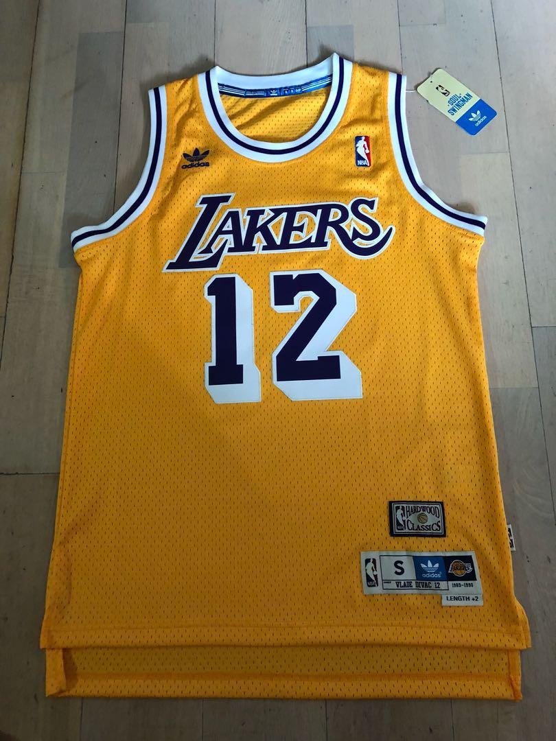 vlade divac lakers jersey jersey on sale