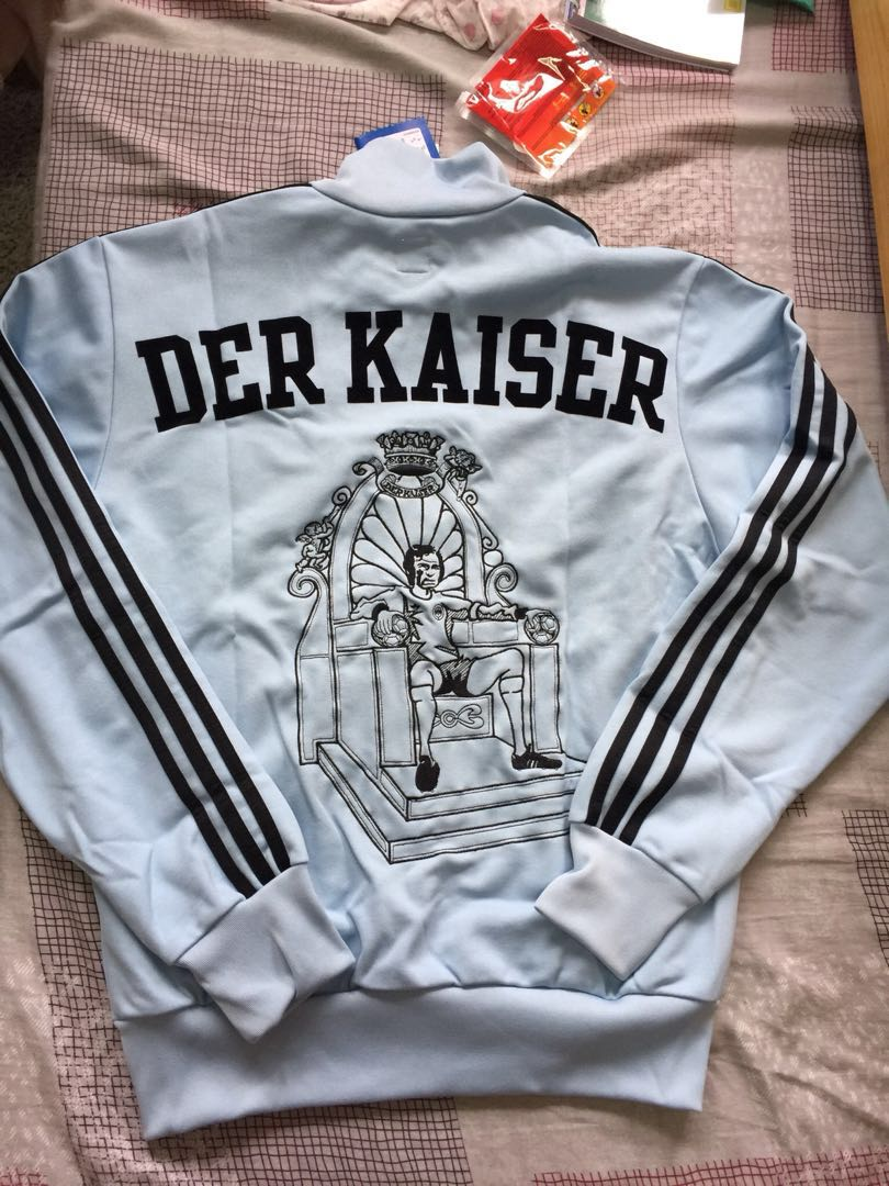 Jacket Shirt Cup Germany Retro Kaiser Adidas World Sports Der Yvpw40q