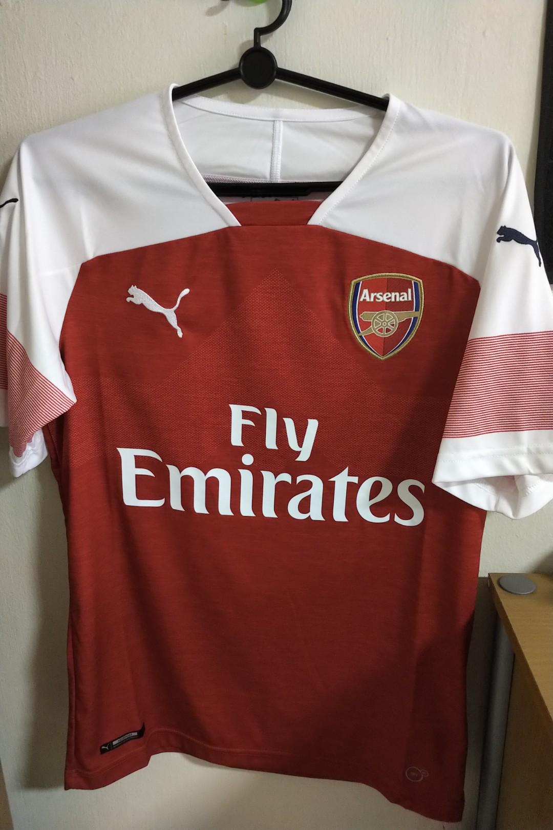 wholesale dealer e8511 7d2f2 Arsenal 2018/19 Singapore Edition jersey, Sports, Sports ...
