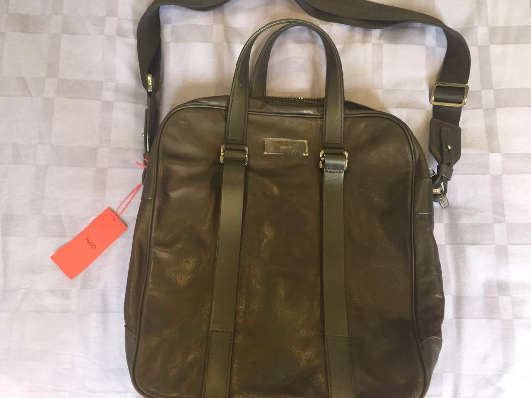 b69926082c Authentic Hugo Boss Men's bag (New and unused), Men's Fashion, Bags ...