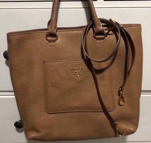 f4613b36d50c Authentic Prada Saffiano bag