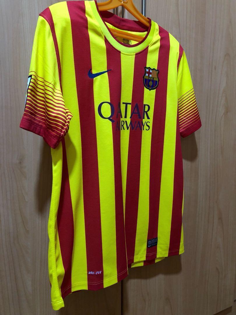 half off 673c1 c5a1d Barcelona T Shirt 2013 | Azərbaycan Dillər Universiteti