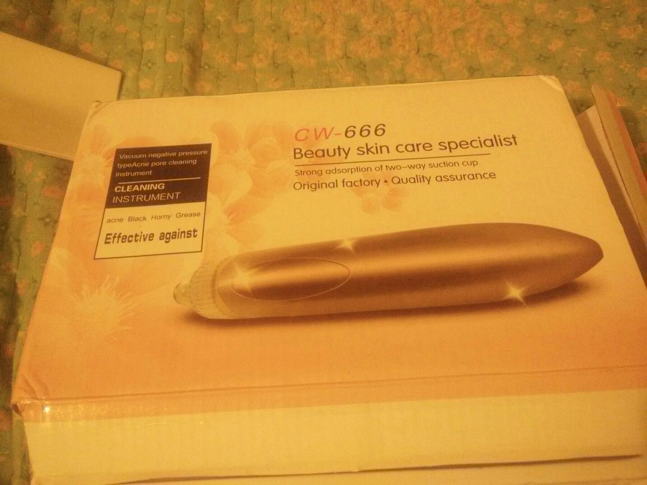 Beauty Skin Carevacum Remove Blackhead Produk Badan Dan Cw 666 Black Head Removal Kecantikan Lain Di Carousell