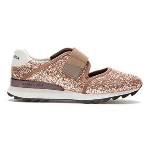 Bimba Y Lola Glitter Sneakers, Women's