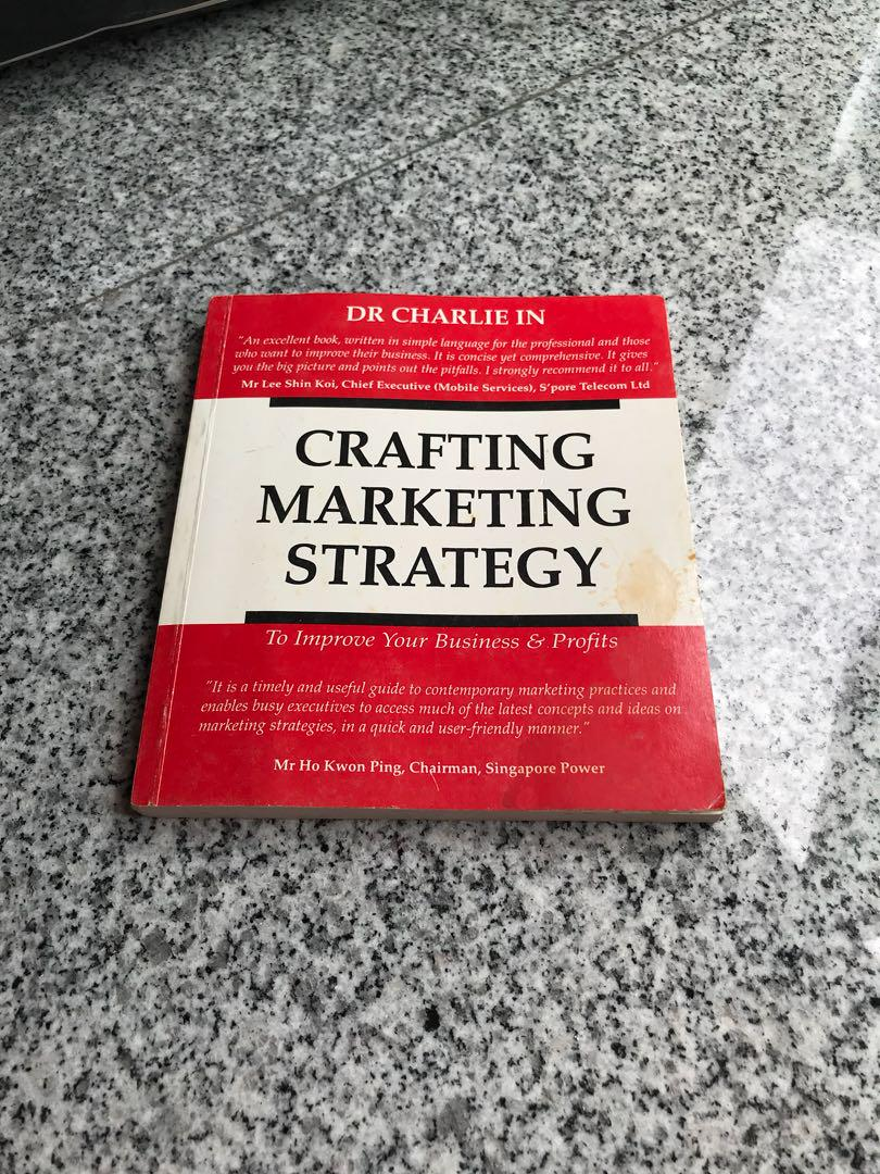 Crafting Marketing Strategy