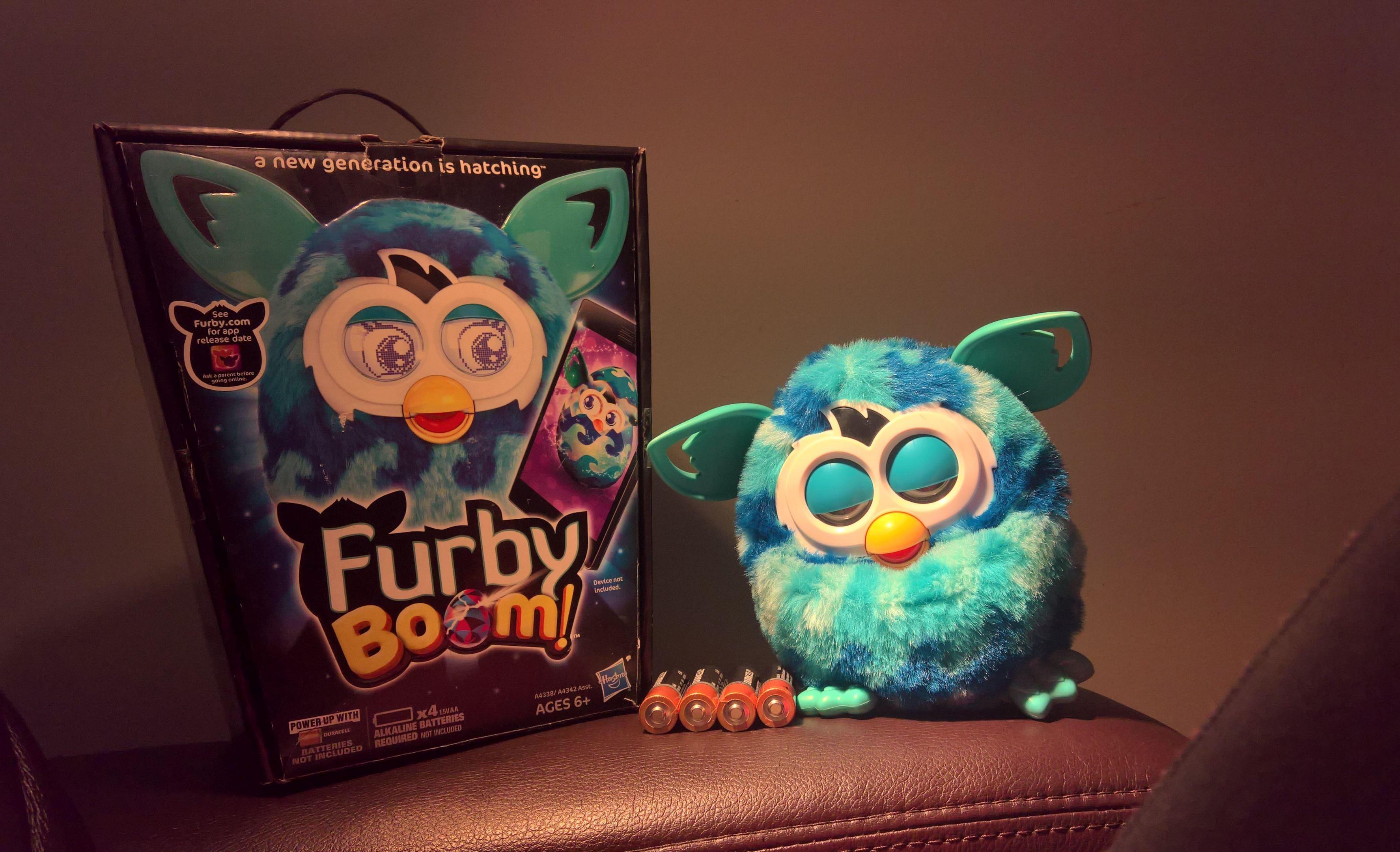 Furby Boom - Bluewaves