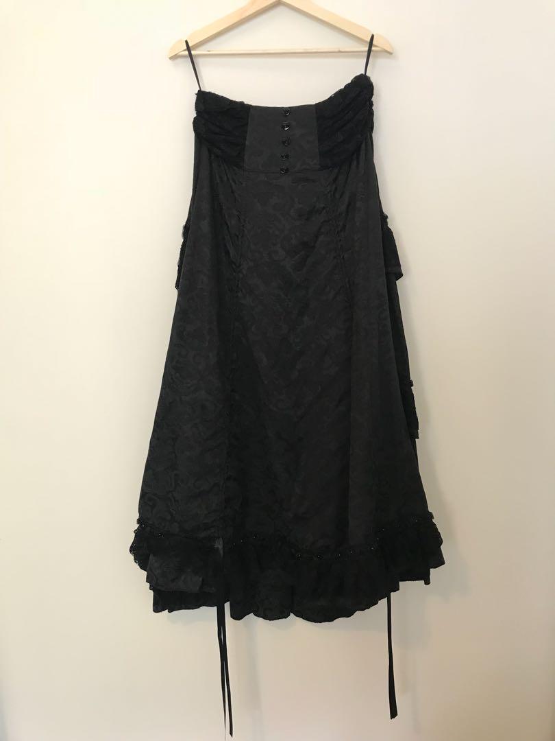 Gothic Victorian Skirt