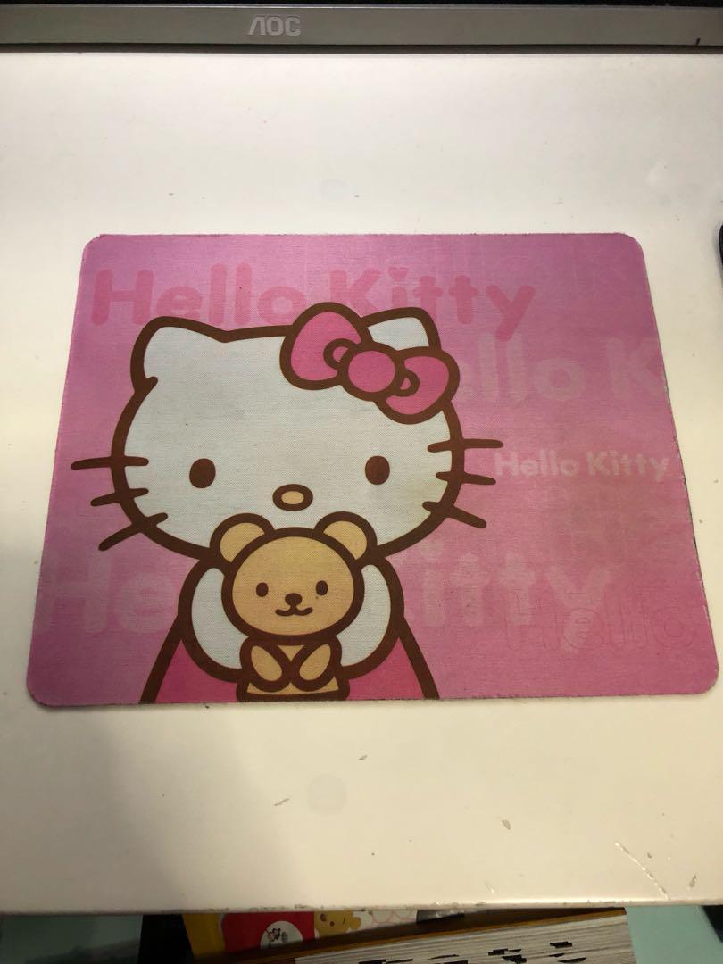 Hello Kitty滑鼠墊 Mouse Pad