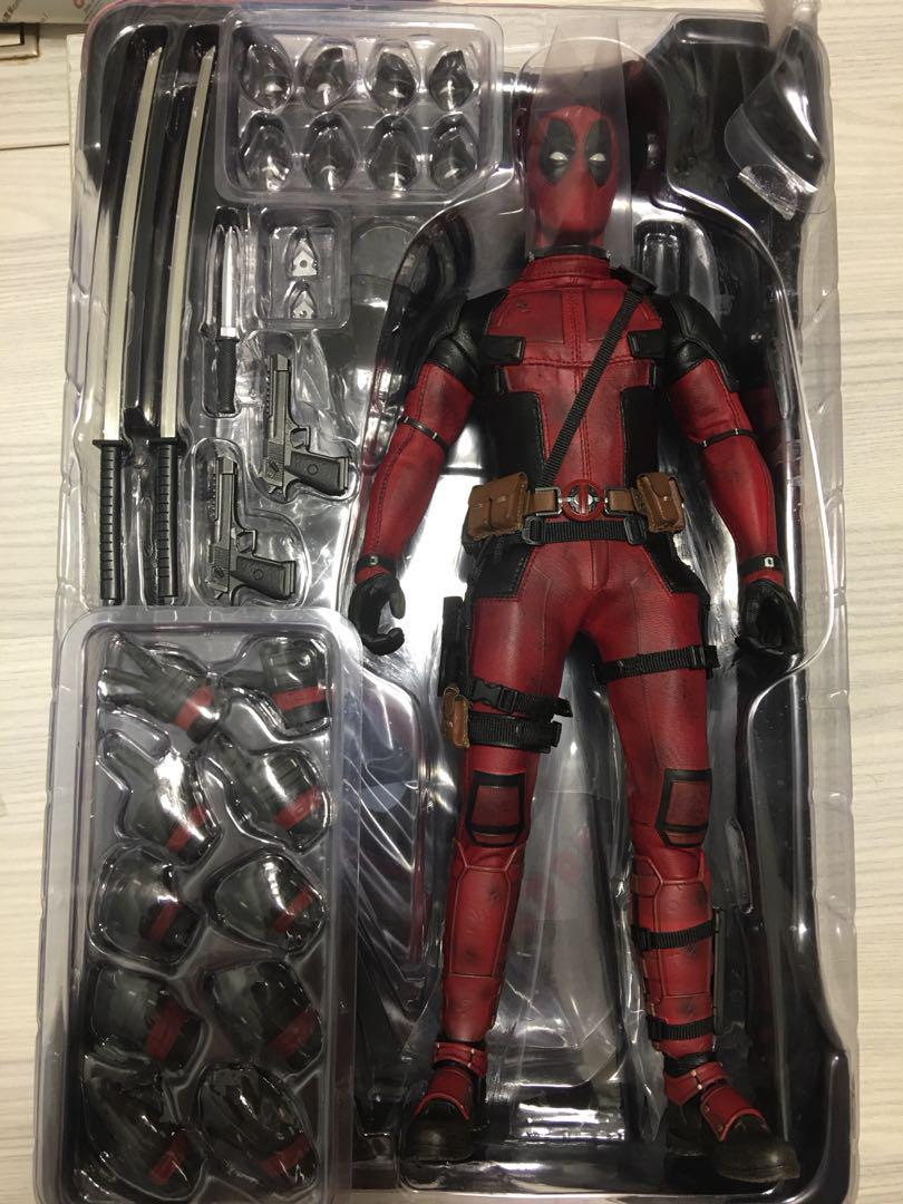 Hottoys Deadpool 1.0