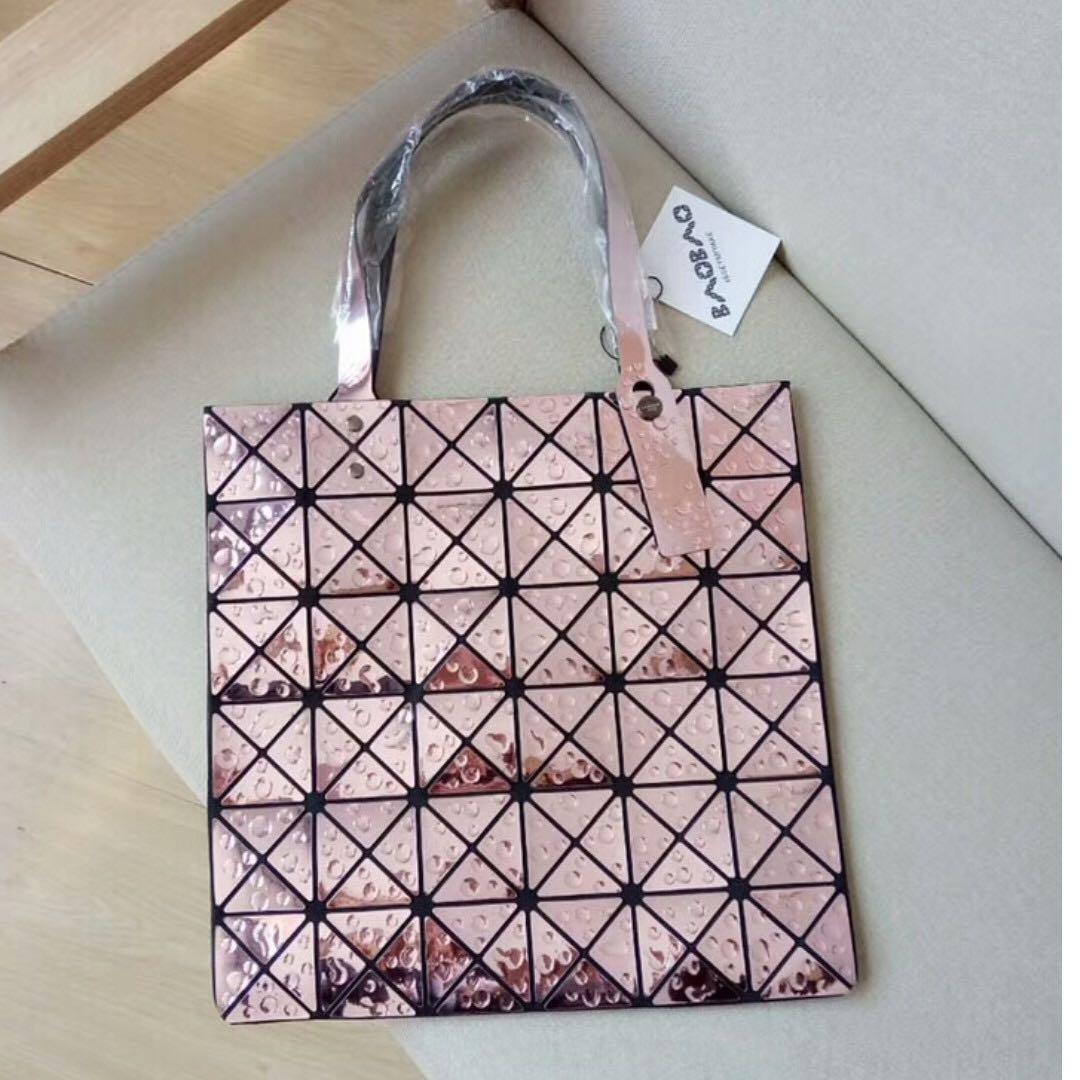 588cfaf87f Issey Miyake Bao Bao Water Droplet Pink Bag