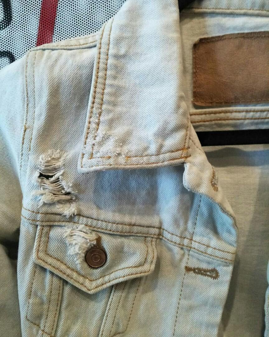 🎉jacket jeans crop