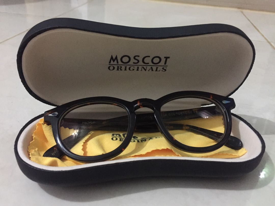 Kacamata Moscot Lemtosh Large eabeddc181