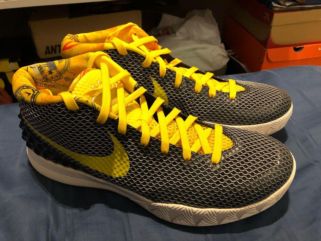 cheap for discount ca8ed e2159 Kyrie 1 Rise, Men's Fashion, Footwear on Carousell